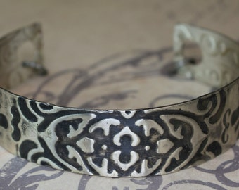 Sterling Silver Cuff Imperial