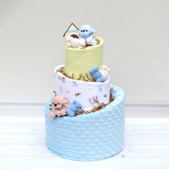 Puppy Pals Baby Cake