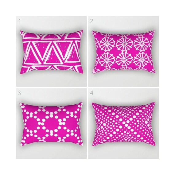 Lumbar Pillow - Bed Pillow - Travel Pillow