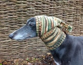 Greyhound/Galgo Pixie Hat