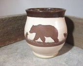 Mug - Yellowstone inspired Bear Mug - by Blaine Atwood -- item # 3660