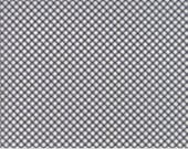 Gingham in Charcoal ..  Brenda Riddle Designs .. GUERNSEY collection  Moda fabric 18645 20..  Black colorway