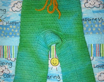Wool Cloth Diaper Cover / Longies