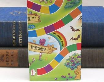 Small Candyland Notebook / Journal / Sketchbook