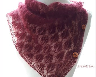 Anne & Co, A COWL PDF for Knitting