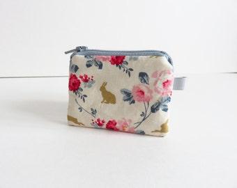 Tilda 'Memory Lane' Tiny coin purse