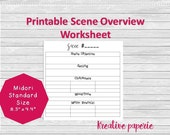 Scene Outline Worksheet P...