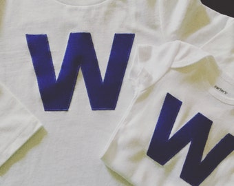 "Chicago Cubs ""W"" Shirt"