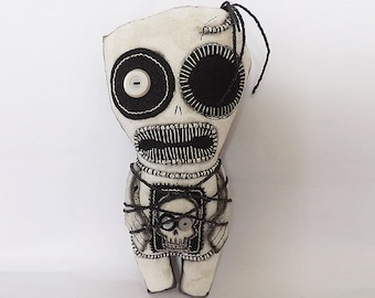 Voodoo Doll Horror Doll Gothic Horror Art Doll
