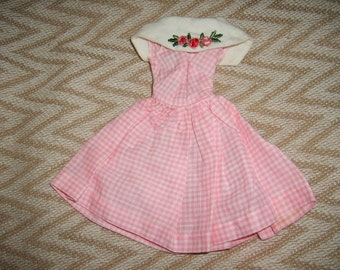 Vintage Barbie Dress-1960s