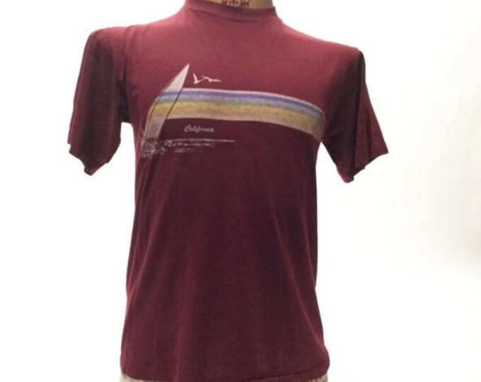 Vintage California SouvenirTee Shirt 80's (OS-TS-65)