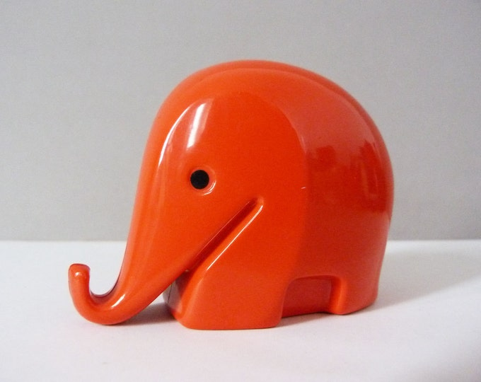 Vintage design classic Colani Elephant money box