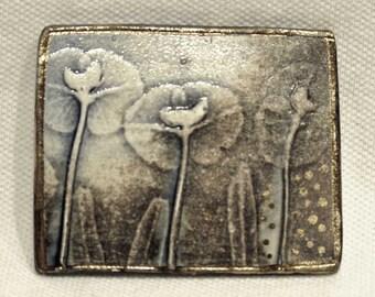 Secret Garden 1 - pin