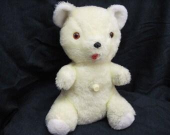 Rushton Rock A Bye Baby Plush womb sounds Bear