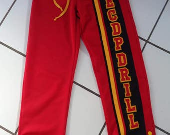 Authentic, vintage  USA,  California marching band pants