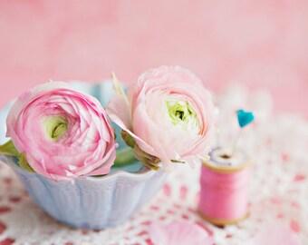 Pink ~ 8x10 photo print