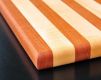 Serving Board - Cherry and Maple