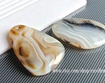 Agate slice pendant, Montana Agate pendant, Gemstone pendant, gemstone pendant, Unique Montana Agate pendant JSP-7743