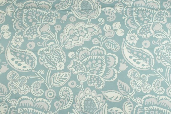 floral patterned canvas fabric - photo #23