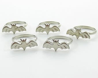 Batman Rings - 17 Pc Lot