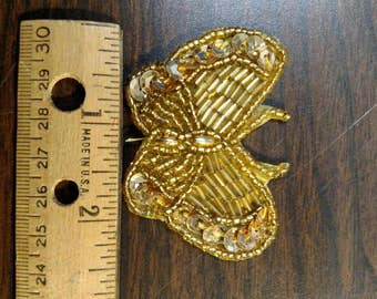 """3"""" Butterfly Applique"""