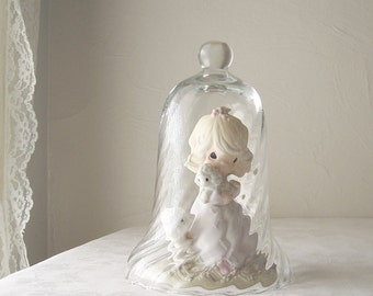 glass cloche bell jar dome wedding decor