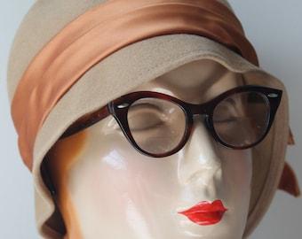 Vintage Art Craft Cat Eye Glasses Vintage Cat Eye Glasses Vintage Eye Glass Frame