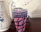 Lilly Pulitzer CUTE AS SHELL Tumbler Set of 4