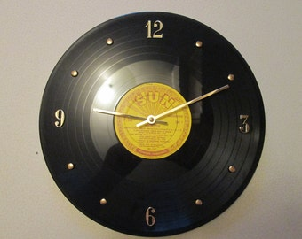 JOHNNY CASH record CLOCK