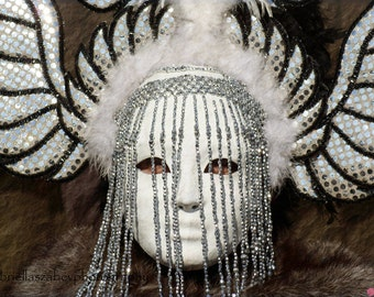 "Carnival of Venice, Mask Photos, Venice Photography, Italy Photography, Travel Photography - ""Carnevale di Venezia XXII"""