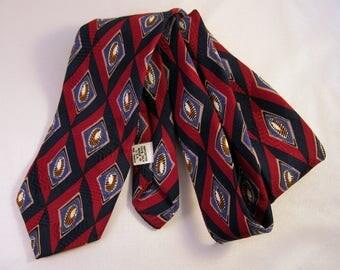 Skinny Tie   1960s Mens Tie   1950s Mens Tie   Mad Men Skinny Tie   Vintage Skinny Tie   Vintage Necktie   Mad Men Party   1960s Necktie