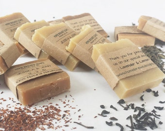 Wedding Favors Tea - Tea Wedding Soaps - Wedding Favors Rustic - Soap Favors - Wedding Favors - Wedding favors for guests - Wedding Soap