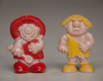 Vintage 1968 Kellogs Cereal Ogg and Marty