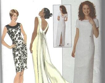 Simplicity 8669 New uncut pattern Ladies' formal or semi-formal size 20-24