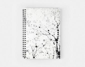 Made In Central Park Circle Art Notebooks