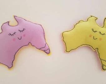 Felt Australia Plush Toy/Decor!