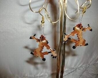 Timon Lion King Earrings