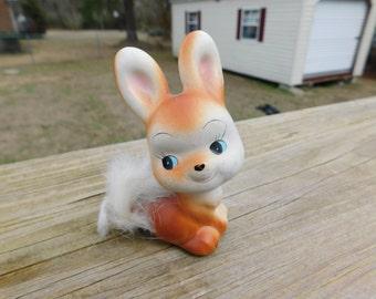 Vintage Peter Cottontail NAPCO Bunny Rabbit Figurine