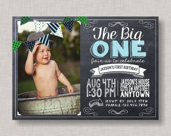 First birthday invitationsfirst birthday invitations boy1st il570xn filmwisefo