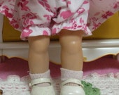 "Fits 8"" Ginny Vogue Doll .. Rosy Pink Bloomers ...D1083"