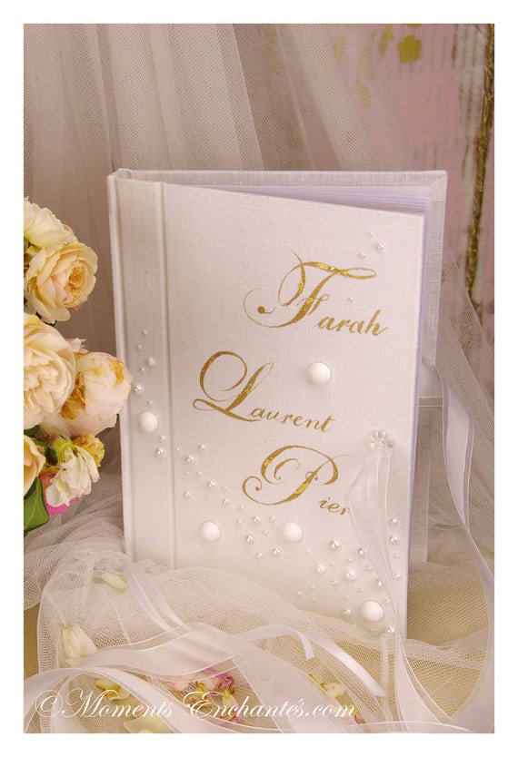 """Guestbook """" Perles d'amour """""""