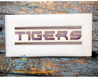 Tigers Kreative Text