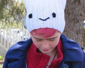 Adipose Kitty Hat from Geekery by Amber by Design
