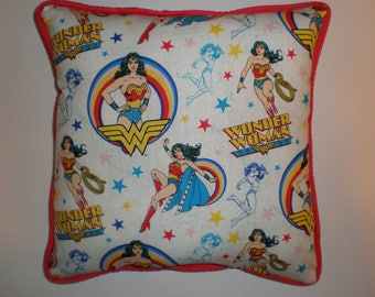 Wonder Woman Pillows