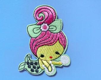 Cute Kawaii Mermaid Patch