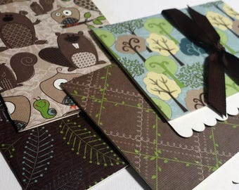 Any Occasion Giftcard Holders - Set of 4 (gch003)
