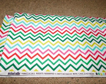Chevron  Michael Miller   Yardage   SALE Destash   By the yard  44/45 wide