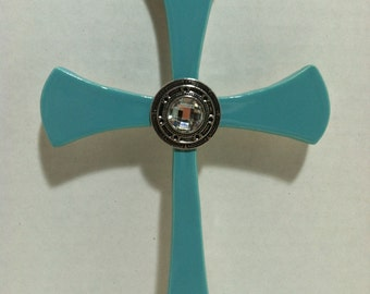 Handmade Ceramic Cross