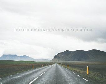 Iceland Fog, Iceland Photography, Iceland Mountains, Mountain Fog, Iceland Road Trip, Iceland Art, Iceland Photo, Iceland Prints, Icelandic