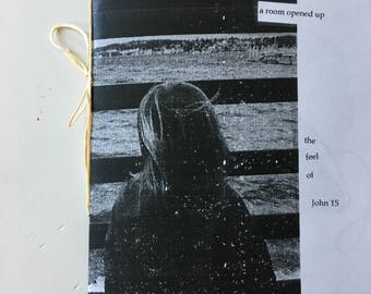 A Room Opened Up: a zine about John 15